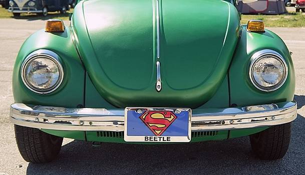 Super Beetle by Laurie Perry
