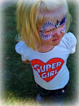 Super Girl by Trisha Scrivner
