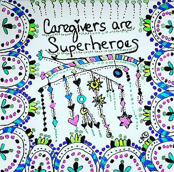 Super Hero by Carole Brecht