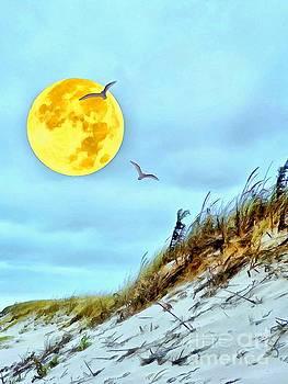 Super Moon 09-27-15 by Helene Guertin