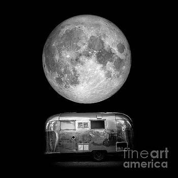 Super Moon by Edward Fielding