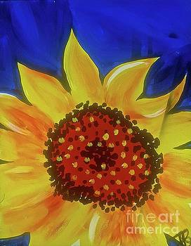 Super Sunflower by Tony B Conscious