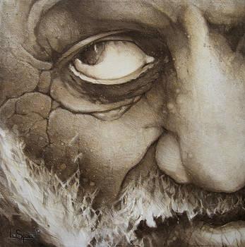 Superficie del dolor by Martin Laspina