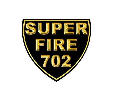 Superfire 702 by Peter Hutchinson