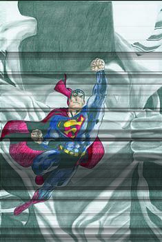Superman by Jason McRoberts