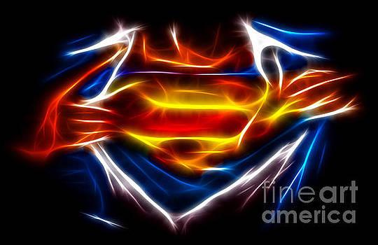 Superman by Pamela Johnson