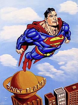 Superman by Teresa Wing