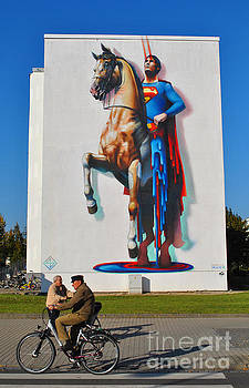 Jost Houk - Superman Vision