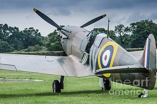 Simon Pocklington - Supermarine Spitfire Mk 1 N3200
