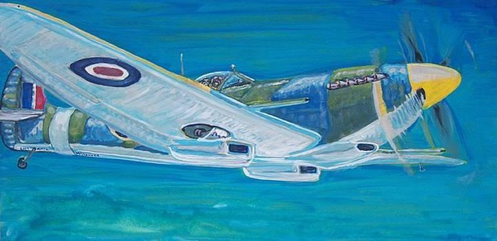 Mitchell McClenney - Supersubmarine Spitfire