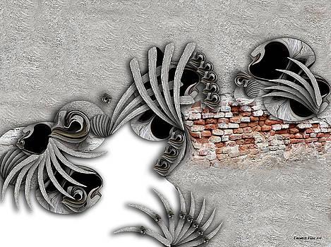 Supposed Emotion by Carmen Fine Art