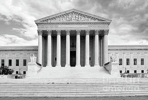 Supreme Court Washington DC by Kimberly Blom-Roemer