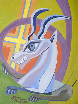 Supreme Ram by Jimmy Butros