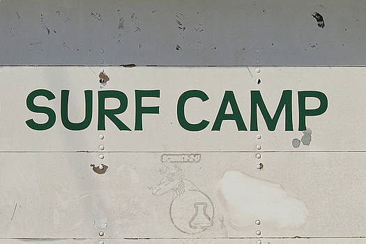 Art Block Collections - Surf Camp