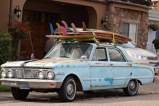 Gary Canant - Surf Car