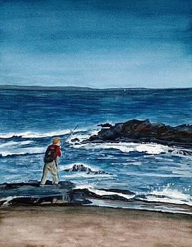 Surf Casting by John Prenderville