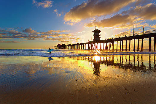 Surf City by Brian Knott Photography