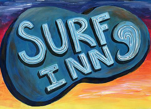 Surf Inn by Neliza Drew