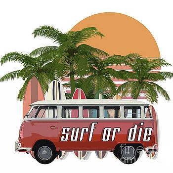 Surf or Die 2 by Edward Fielding