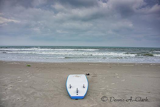 Surfboard by Dennis Clark