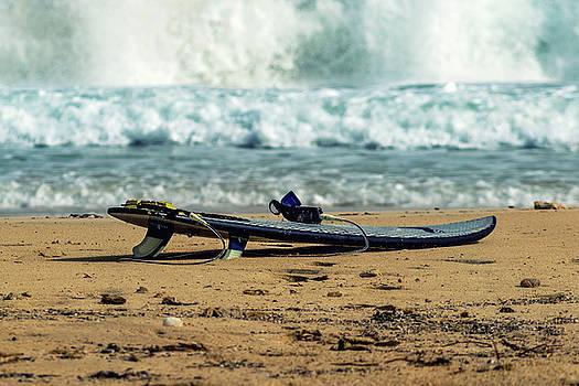 Surfboard by Stelios Kleanthous