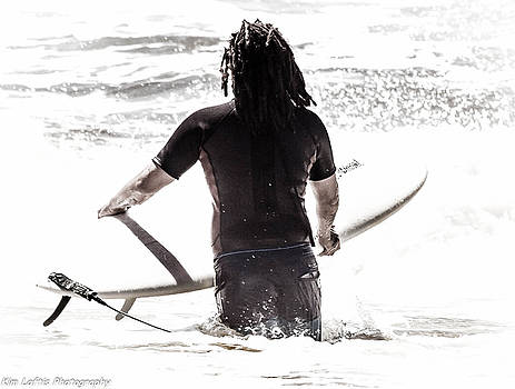 Surfer  by Kim Loftis