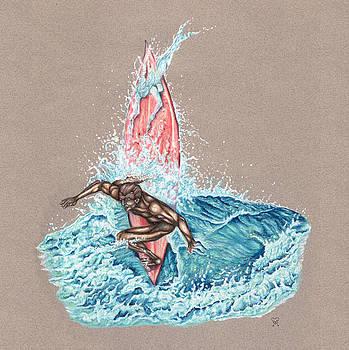 Karen Musick - Surfer