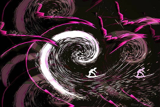 Joyce Dickens - Surfing In The Dark