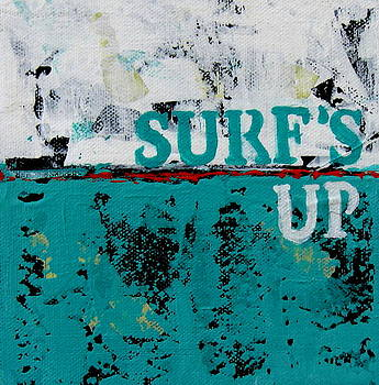 Surf's Up by Brooke Baxter Howie