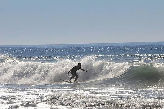 Surf's Up by Charlene Reinauer