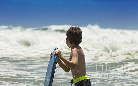 Surfs Up by Jeremy Martinson