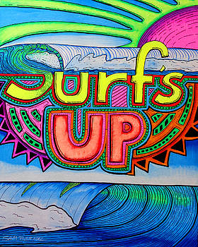 Surf's Up by Sam Bernal