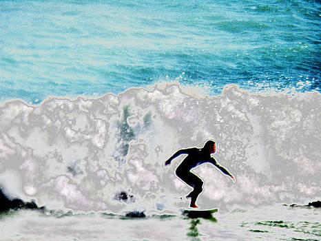 Surfs up by Scott Childress