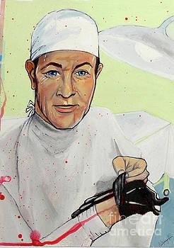 Surgeon by Michelle Deyna-Hayward