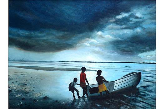 Surpass Strife by Shankhadeep Bhattacharya