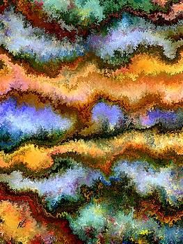 Surreal landscape by rafi talby by Rafi Talby