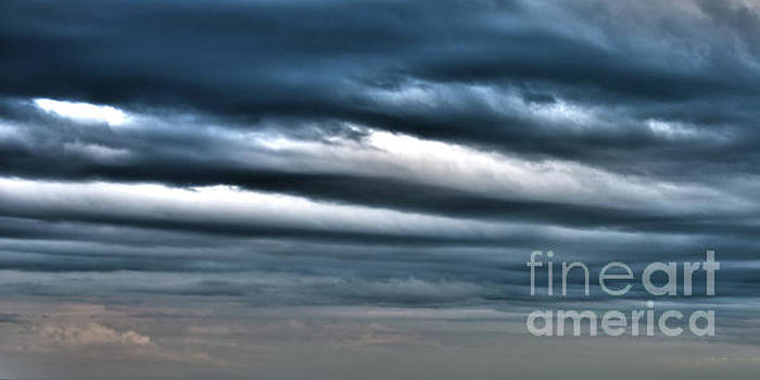 Surreal Storm Clouds Panorama by ELITE IMAGE photography By Chad McDermott