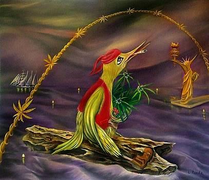 Surrealism by Lilia Roche