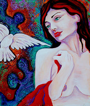 Surrender by Claudia Fuenzalida Johns