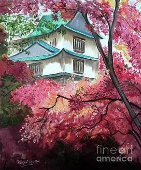 Derek Rutt - Surrounded by Japanese Maples