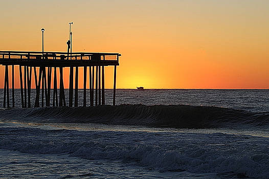 Surrounded By Sunrise by Robert Banach