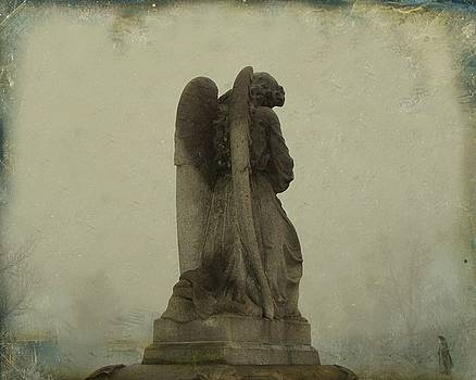 Gothicrow Images - Angel In The Surrounding Fog