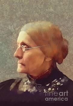 Mary Bassett - Susan B. Anthony, Suffragette