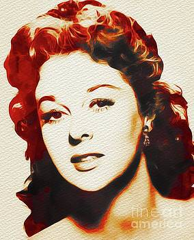 John Springfield - Susan Hayward, Movie Legend