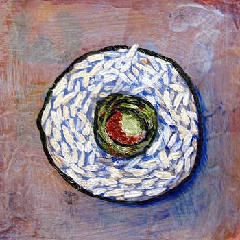 Janelle Schneider - sushi by number 1