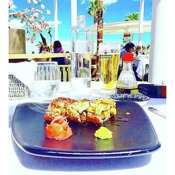 #sushi #valencia #praja #marinabeach by Marco Capo