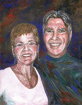 Linda Mears - Susie and Norm Portrait