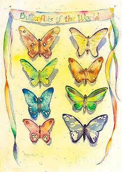 Sustainable Butterflies of the World by Diane Splinter