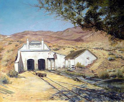 Sutro Nevada by Evelyne Boynton Grierson