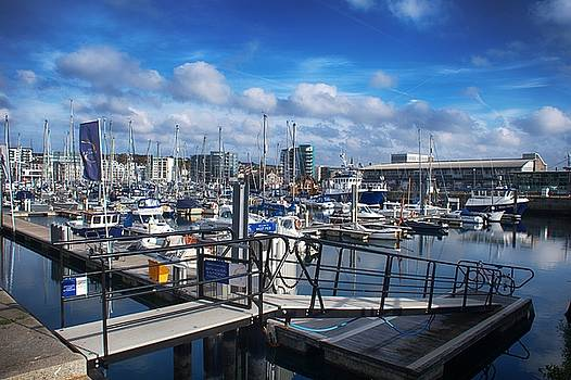 Sutton Harbour by Chris Day
